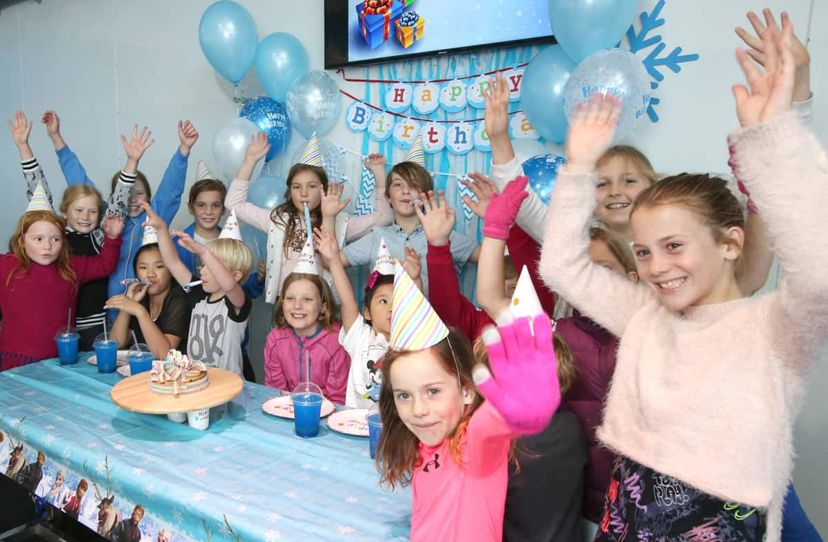 Ice Zoo Sydney, Birthday Parties