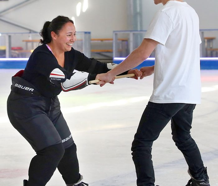 Adult Learn to Skate