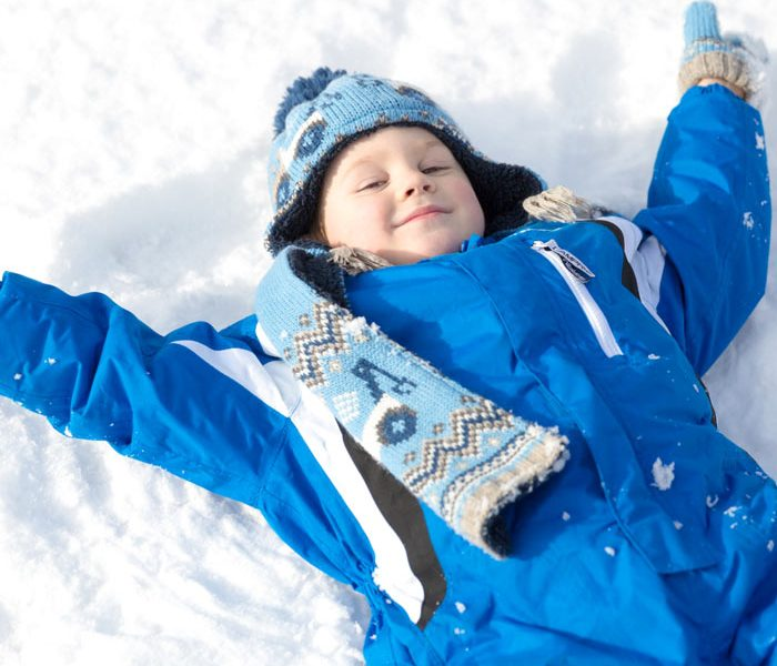 Snow Play for Kids